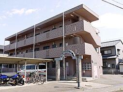 ユーミーマンション青山[202号室]の外観