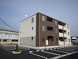 広島県東広島市西条町吉行の賃貸アパートの外観