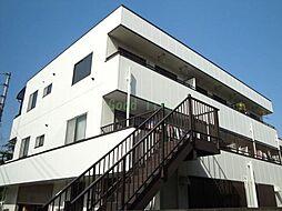 すずかけハイツ[2階]の外観