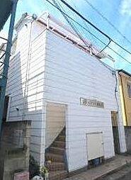 神奈川県川崎市中原区上丸子天神町の賃貸アパートの外観