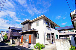 東京都東村山市秋津町2丁目の賃貸アパートの外観