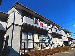 埼玉県さいたま市緑区原山4丁目の賃貸アパートの外観