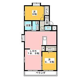 梅坪駅 6.9万円