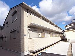 フロントハウス[B-102号室]の外観