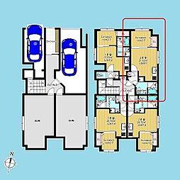 札幌市営南北線 北12条駅 徒歩5分の賃貸マンション 4階1DKの間取り
