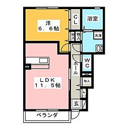 西可児駅 5.8万円