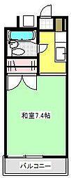 コーポ鈴木[305号室]の間取り