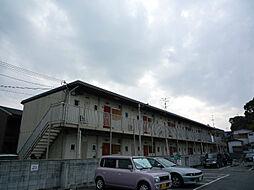 大阪府枚方市出口2丁目の賃貸アパートの外観