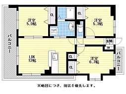 室見駅 11.8万円