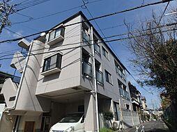 兵庫県神戸市灘区天城通5丁目の賃貸マンションの外観