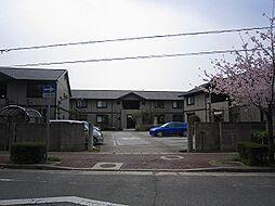 兵庫県伊丹市御願塚4丁目の賃貸アパートの外観