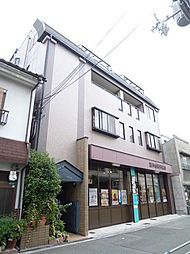 大阪府大阪市阿倍野区天王寺町北3丁目の賃貸マンションの外観
