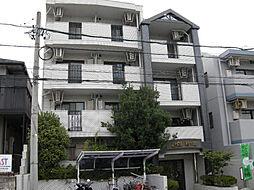 愛知県名古屋市名東区照ヶ丘の賃貸マンションの外観