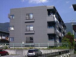長野県松本市大字惣社の賃貸マンションの外観