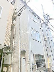 シャンテ浅草橋II[3階]の外観