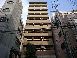 大阪府大阪市中央区島之内2丁目の賃貸マンションの外観
