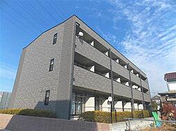 埼玉県川口市大字小谷場の賃貸マンションの外観