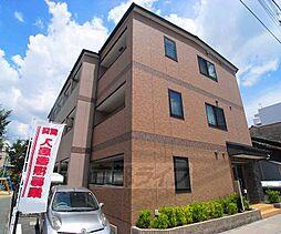 京都府京都市南区四ツ塚の賃貸マンションの外観