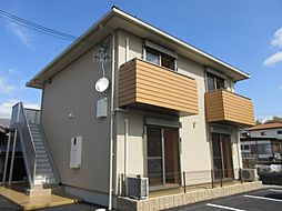 神鉄粟生線 小野駅 徒歩14分の賃貸アパート