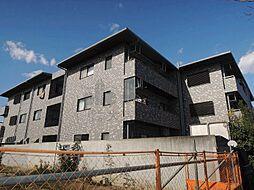 大阪府八尾市山本町南3丁目の賃貸マンションの外観