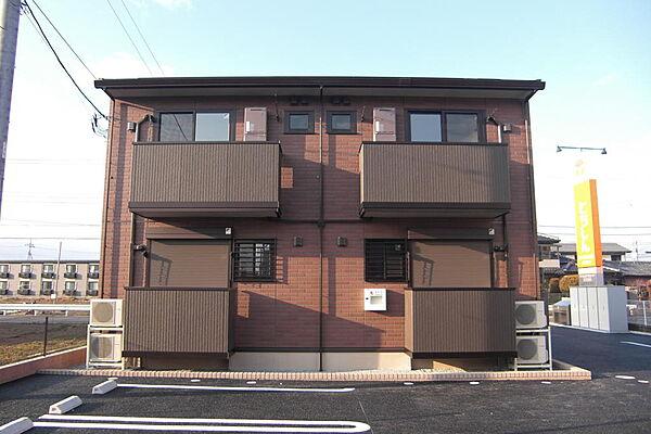 D-room ショコラ B 1階の賃貸【栃木県 / 栃木市】