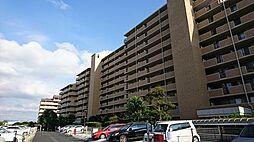 ヴィルフォーレ稲毛3番館[11階]の外観