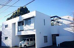 東京都町田市玉川学園8の賃貸マンションの外観