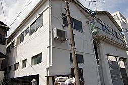 兵庫県神戸市灘区岸地通4丁目の賃貸アパートの外観