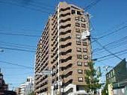 ライオンズマンション三国ヶ丘[4階]の外観