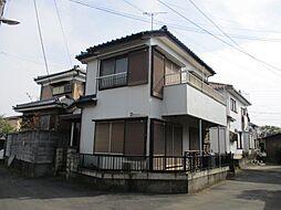 [一戸建] 埼玉県越谷市蒲生本町 の賃貸【/】の外観