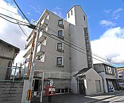 京都府京都市南区東九条松田町の賃貸マンションの外観