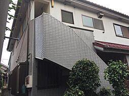 ハイム輝[2階]の外観