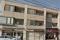 愛知県尾張旭市東大久手町1丁目の賃貸マンションの外観