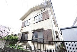 東京都杉並区清水2丁目の賃貸アパートの外観