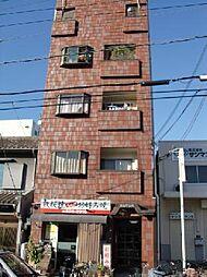 寺地町ビル[501号室]の外観