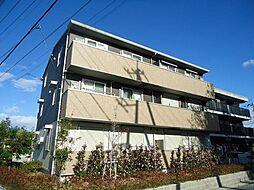愛知県長久手市山野田の賃貸アパートの外観