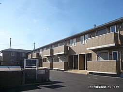 d−room横小路[2階]の外観