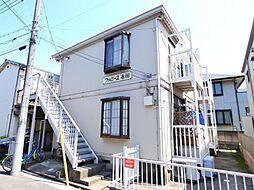 ファミーユ志田[2階]の外観
