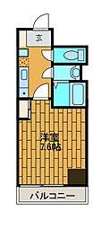 ジュクトワン相模原ビル[3階]の間取り