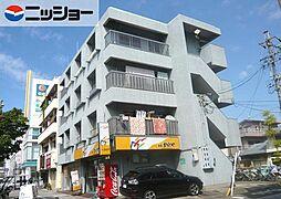 愛知県名古屋市東区矢田5丁目の賃貸マンションの外観