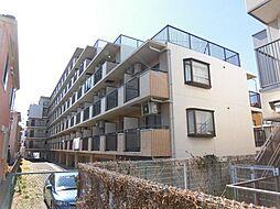 モナークマンション武蔵新城第2[515号室]の外観