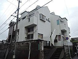 福岡県北九州市八幡西区日吉台2丁目の賃貸マンションの外観