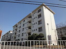 大阪府大阪狭山市西山台5丁目の賃貸マンションの外観