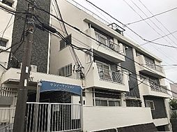 神奈川県横須賀市三春町5丁目の賃貸マンションの外観