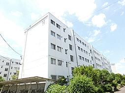 富士見町住宅23号棟[409号室]の外観