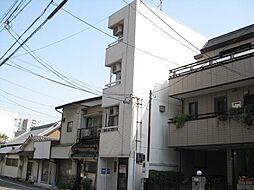 大阪府大阪市平野区流町3丁目の賃貸マンションの外観