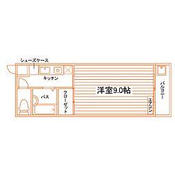 東海学園前駅 3.5万円