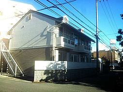 大阪府大阪市西淀川区歌島1丁目の賃貸アパートの外観