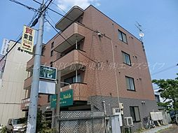 Calore栄町[4階]の外観
