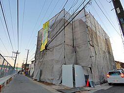 千葉県千葉市花見川区幕張町3丁目の賃貸マンションの外観